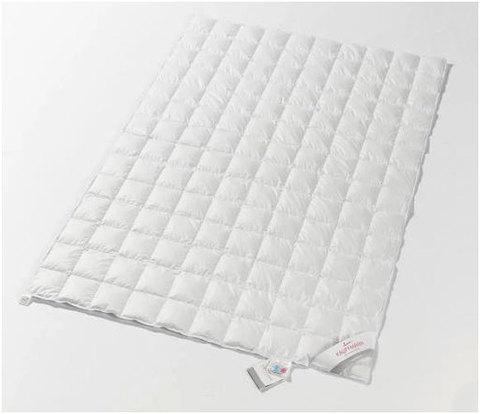 Одеяло пуховое очень легкое 135х200 Kauffmann Combi
