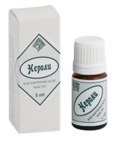 Косметическое масло Нероли, 5 мл, Центр ароматерапии ИРИС