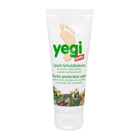 Спортивный защитный бальзам для ног Актив Йеги Yegi Dr.Wild, 75 мл