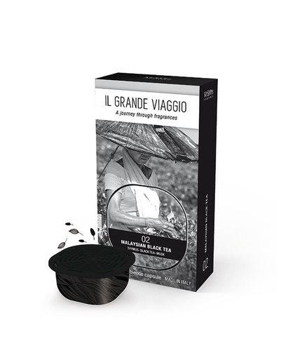 Аромакапсула Путешествие MALAYSIAN BLACK TEA (Черный чай Малайзии), Mr&Mrs Fragrance