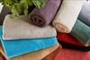 Набор полотенец 3 шт Carrara Fyber серо-голубой