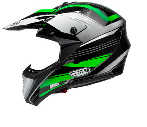 CMS XR7 SHIELD GREEN