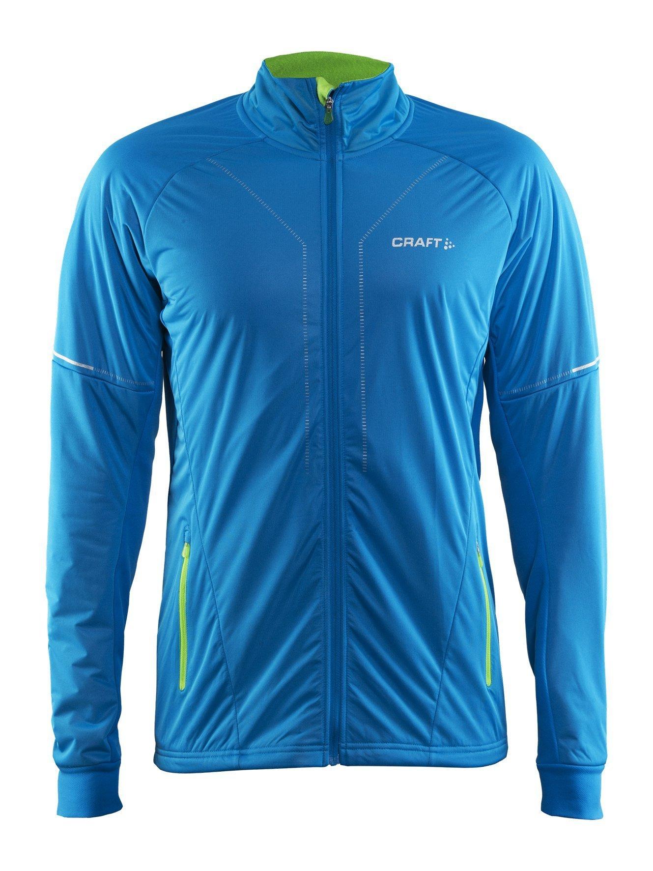 Мужская лыжная куртка Craft Storm 2.0 1904258-2661 синя