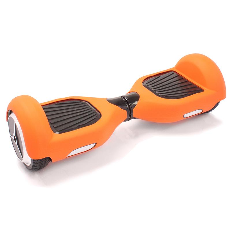 Чехол гироскутер 6,5  оранжевый силиконовый - 6,5 дюймов, артикул: 712128