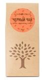 Чай черный, Royal Forest, (кэроб, клубника, ягоды годжи), 75 г.