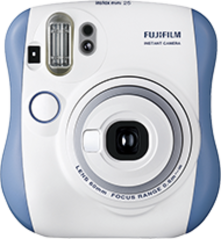 Fujifilm Instax Mini 25 Blue