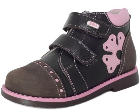 Ботинки на байке арт. 131-52