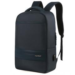 Рюкзак ASPEN SPORT AS-B71 USB Синий