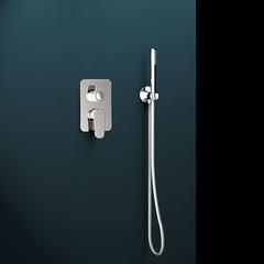 Встраиваемый смеситель для душа с душевым комплектом ALEXIA SK3615021 на 2 выхода