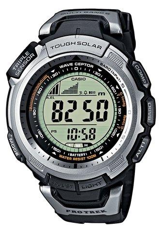Купить Мужские часы CASIO PRO TREK PRW-1300-1VER по доступной цене