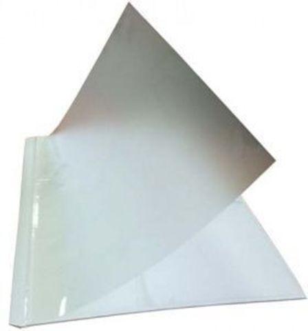 Твердые обложки с плёнкой индивидуальные - (A4 - 217 x 300 мм). Упаковка 20 шт. (10 пар)