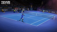 Microsoft Xbox One Tennis World Tour (русские субтитры)