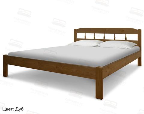 Кровать Шале Бюджет 2 с основанием