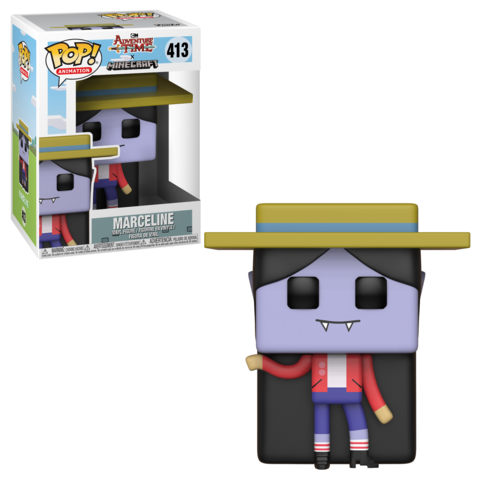 Фигурка Funko POP! Vinyl: Adventure Time/Minecraft S1: Marceline 32243