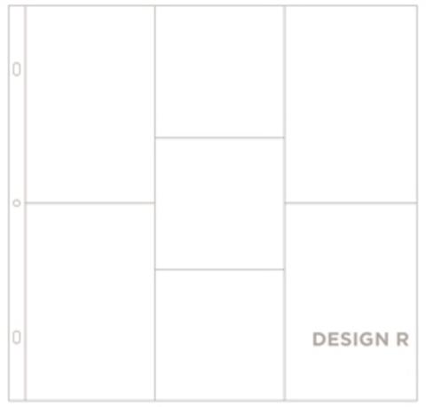 Фотофайлы Project Life-Дизайн R-штучно