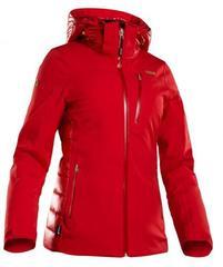 Горнолыжная куртка женская 8848 Altitude Pebble (red)