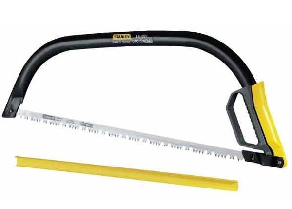 Пила лучковая 760мм Pro Fleam Tooth Stanley 1-15-453
