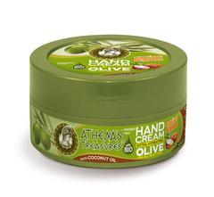 Крем для сухой кожи рук с маслом кокоса Athenas Treasures 75 мл