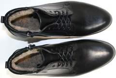 Мужские ботинки из натуральной кожи Ikoc 2678-1 S