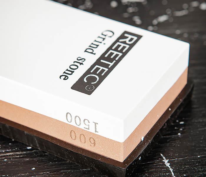 RAZ480 Двухсторонний водный камень для заточки (1500/600 грит)