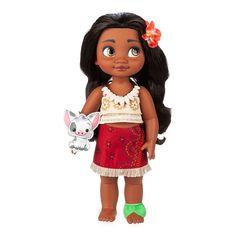 Кукла Малышка Моана 39 см - Moana, Disney Animators' Collection