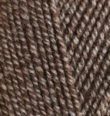 Пряжа Lanagold (Alize) 904 Серо-коричневый фото