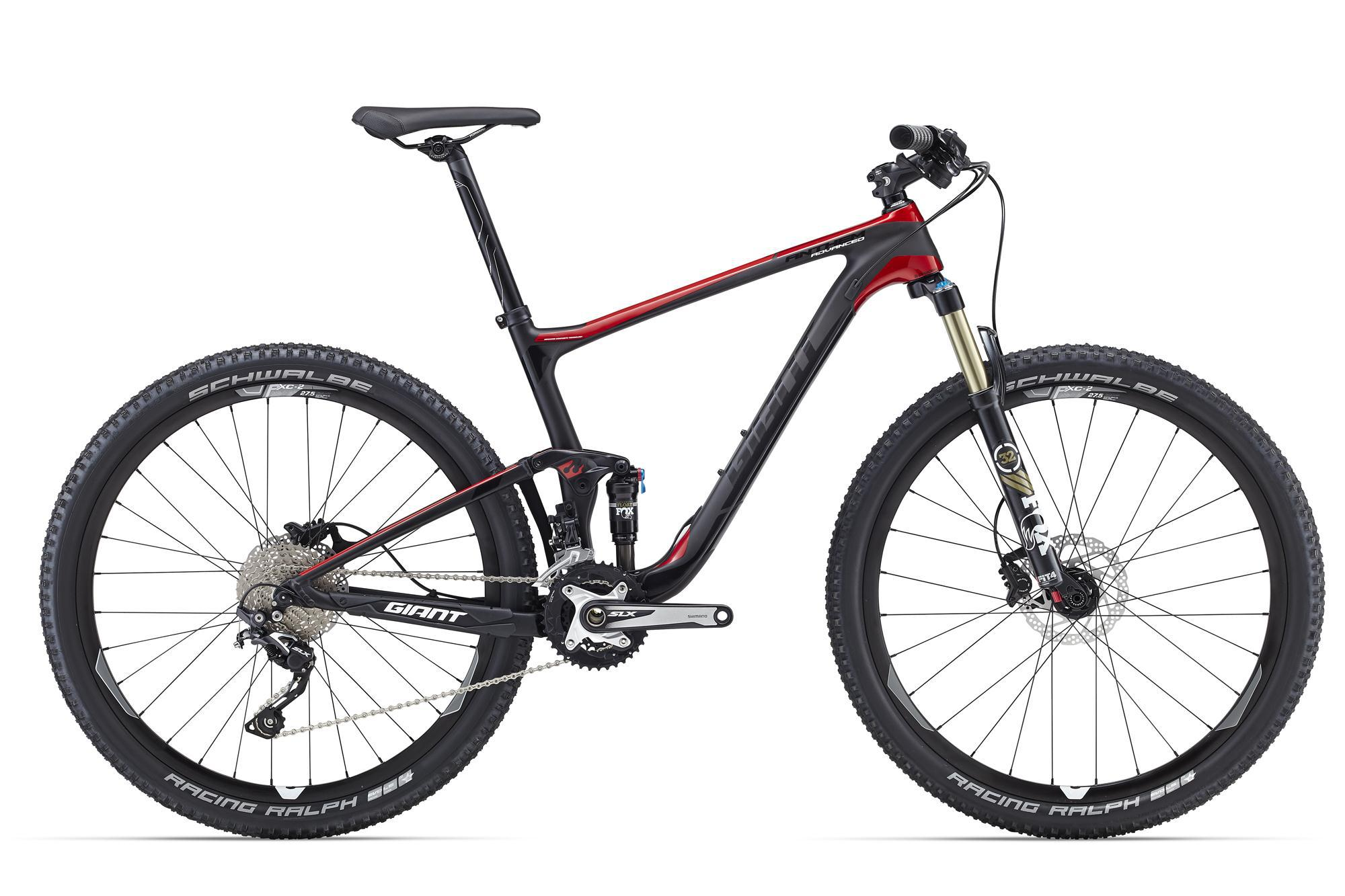 Giant Anthem Advanced 27.5 2 (2016)