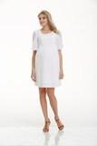 Платье 05658 белый