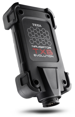 Диагностический сканер на базе ПК Navigator TXB Evolution, ТЕХА (Италия)