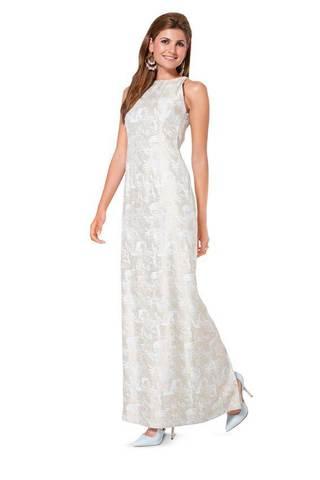 Выкройка Burda (Бурда) 6942 — Вечернее платье