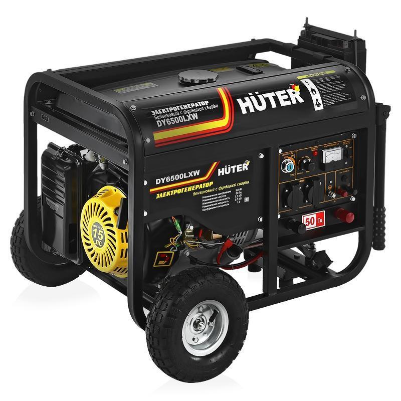 Генератор бензиновый huter dy6500lxw отзывы сварочный аппарат старт цена
