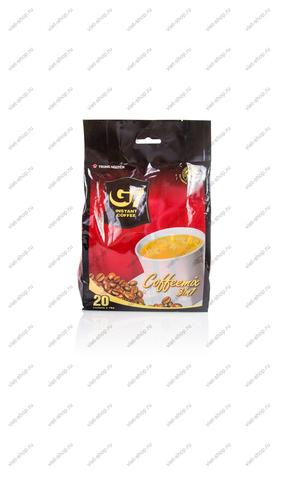 Вьетнамский растворимый кофе G7 3 в 1, 20 пак.