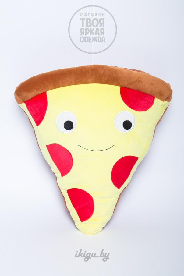 """Подушки и пледы Подушка """"Кусок Пиццы"""" пицца.jpg"""