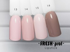 Гель-лак Fresh Prof 10 мл LipStick 13