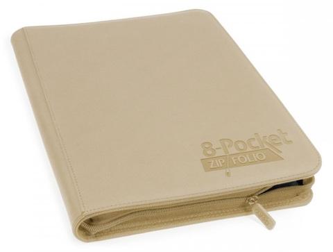 Ultimate Guard - Песочный гибкий альбом XenoSkin на молнии на 320 карт (4х2)