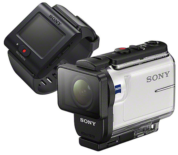 HDR-AS300R экшн камера Sony Action Cam в комплекте с ПДУ