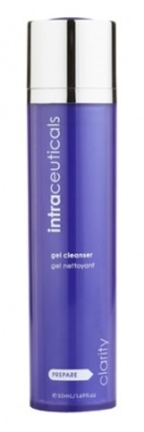 INTRACEUTICALS | Очищающий гель для лечения проблемной кожи и акне / Clarity gel cleanser, (50 мл)