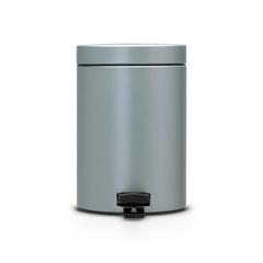 Ведро для мусора Brabantia мятный металик 3л
