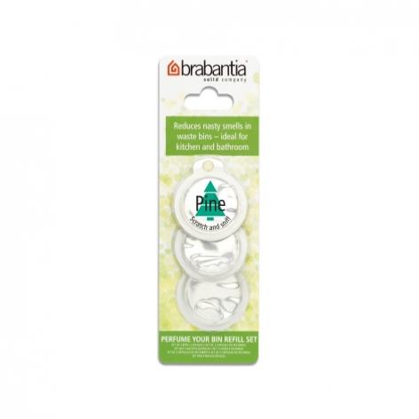 Сменный картридж для ароматизатора (3шт), артикул 482083, производитель - Brabantia