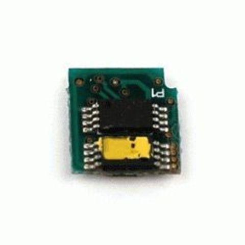 Чип CE250 для CP3525, CM3530MFP black Uninet Smartchip (CE250A - 5000k)