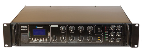 DV audio MA-180.6P Микшер-усилитель