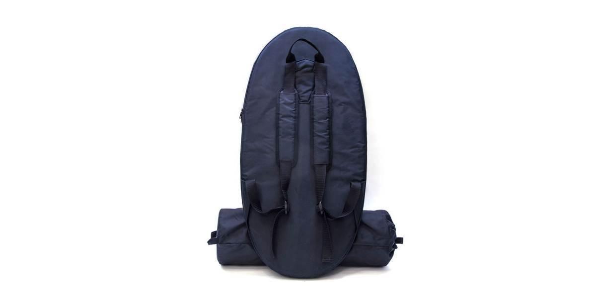 Чехол-рюкзак Treekix Basic вид сзади