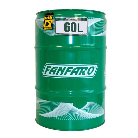 Fanfaro TRD-W 10W-40 60L