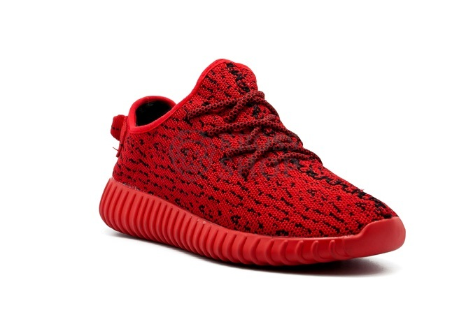 Adidas Yeezy Boost 350 Women's All Red