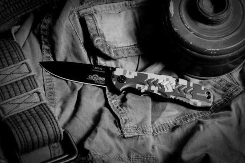 Складной нож Delta (сталь 5Cr15mov ~ z50)