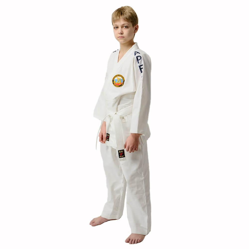 Кимоно и пояса Кимоно для АРБ тренировочное. 383.jpg