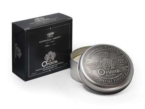 Мыло для бритья SAPONIFICIO VARESINO Opuntia Special Edition 150 гр