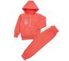 Спортивный костюм для девочки коралл Обезьяна