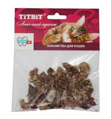 Лакомство для кошек TitBit Легкое баранье (мягкая упаковка)