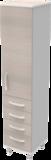 Шкаф медицинский общего назначения 1.02 тип 1 АйВуд Medical Office